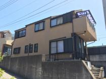 横浜市磯子区N様邸外壁塗り替え前