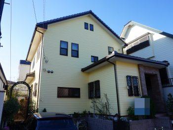 外壁塗装 横浜市 塗り替え リフォーム 施工後 防汚 長期間 戸塚区