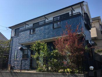栄区 ダイヤモンドコート 住宅 リフォーム 外壁 付帯部 屋根 横浜市