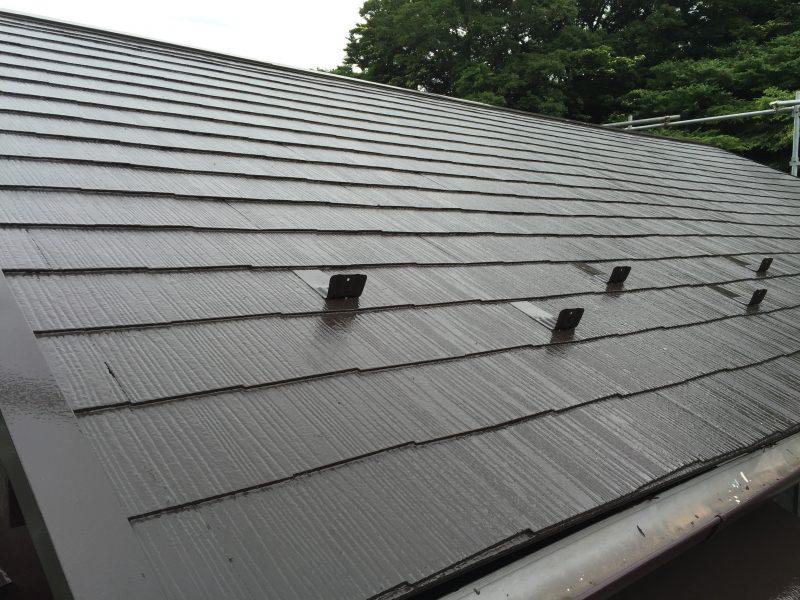 サーモアイSi 屋根塗装 遮熱 戸建 塗り替え リフォーム
