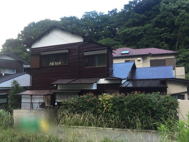 鎌倉市 戸建 住宅塗装 外壁塗装 屋根塗装 付帯部 リフォーム パーフェクトトップ