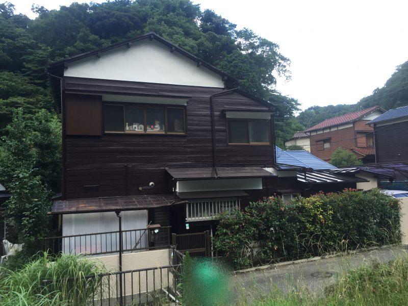 住宅塗装 鎌倉市 パーフェクトトップ 日本ペイント 外壁塗装