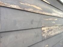 横浜市 鎌倉市 リフォーム 塗り替え 戸建 住宅 外壁 羽目板 施工前