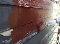 横浜市 戸建 鎌倉市 住宅 塗り替え リフォーム 下塗り 外壁 羽目板