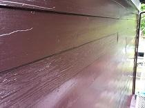 横浜市 鎌倉市 外壁 羽目板 施工後 リフォーム シリコン 塗り替え