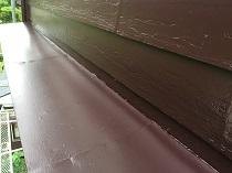 外壁 横浜市 塗料 鎌倉市 霧除け リフォーム 塗装 施工後
