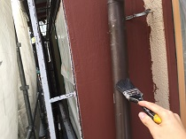 竪樋 清掃 リフォーム 住宅 塗り替え 横浜市 鎌倉市