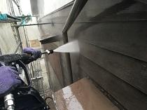 鎌倉市 リフォーム 外壁 高圧洗浄 塗り替え
