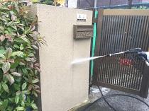 横浜市 住宅 鎌倉市 リフォーム 塗り替え 塀 高圧洗浄