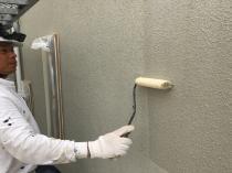 外壁 塗装 リフォーム 住宅 下塗り 横浜市 戸塚区