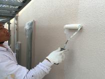 ダイヤモンドコート 外壁 塗り替え リフォーム UVカットクリヤー 横浜市 戸塚区