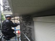 外壁塗装 戸塚区 横浜市 高圧洗浄
