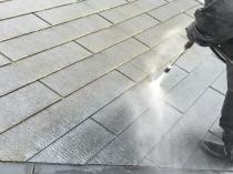 高圧洗浄 屋根 横浜市 塗り替え 戸塚区