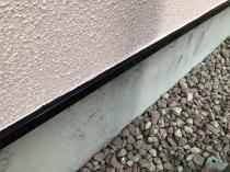 水切り 塗り替え 施工後 シリコン 横浜市 緑区 戸建住宅 塗装リフォーム