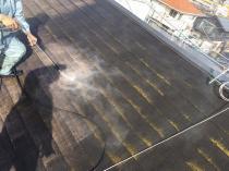 高圧洗浄 屋根 塗り替え 横浜市 緑区