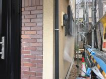 外壁洗浄 横浜市 住宅塗装 高圧洗浄 壁