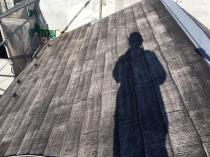 横浜市 屋根塗装 施工前 緑区