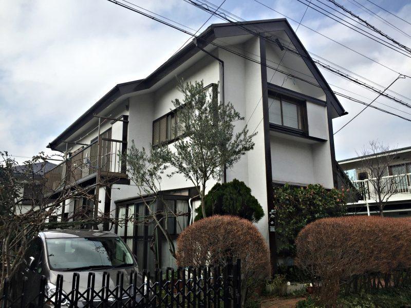 屋根 付帯部 リフォーム 横浜市 塗り替え 港南区