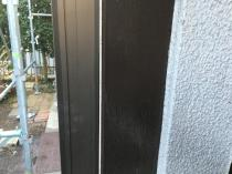 横浜市 住宅 塗装 木枠 施工後