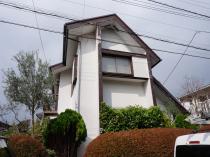 住宅塗装 屋根 付帯部 塗り替え リフォーム 施工前 横浜市 港南区