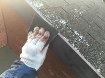 屋根 付帯部 塗装 ケレン 横浜市 戸建 港南区