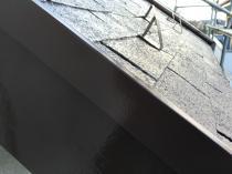 塗り替え リフォーム 屋根 付帯部 施工後 シリコン 横浜市 港南区