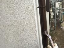 リフォーム 戸建 塗装 横浜市 竪樋 港南区 上塗り2回目