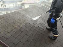 高圧洗浄 屋根 リフォーム 横浜市 港南区