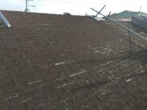 横浜市 港南区 栄区 屋根 塗装 施工前 シリコン
