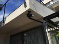 住宅塗装 塗り替え リフォーム 茅ヶ崎市 軒天塗装 施工後