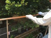 神奈川県 住宅 ケレン リフォーム 清掃