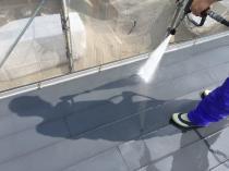 住宅 塗装 高圧洗浄 茅ヶ崎市