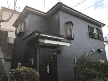 横浜市 戸塚区 外壁塗装 屋根塗装 施工後