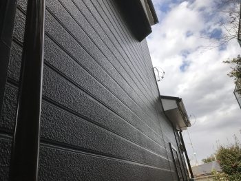 外壁塗装 日本ペイント パーフェクトトップ 戸建住宅 塗り替え