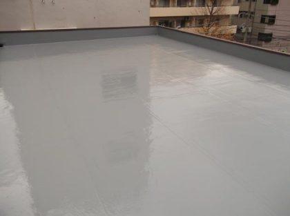 横浜市中区F様ビル屋上防水保護塗装工事施工事例