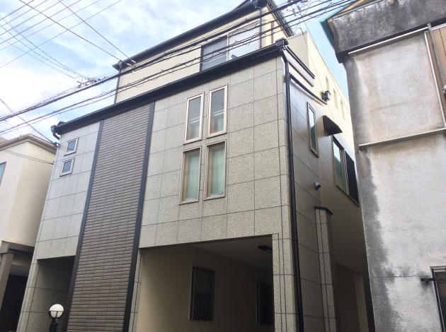横浜市西区O様邸住宅塗替え後画像