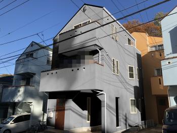 塗り替え 外壁 カラーシミュレーション 塗料 イメージ 仕上り 横浜市