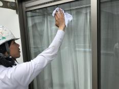 住宅塗装 窓拭き 横浜市