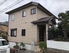 横浜市 栄区 戸建住宅 塗り替え リフォーム 施工前