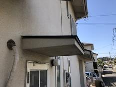 外壁 汚れ メンテナンス リフォーム 施工前 横浜市 港南区