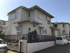 リフォーム 横浜市 外壁 屋根 付帯部 日本ペイント 施工前 港南区 戸建