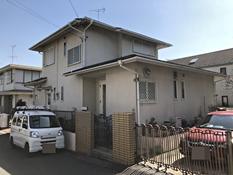 住宅塗装 施工雨 横浜市 港南区 塗り替え リフォーム