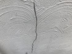 外壁 塗り替え クラック Uカット 補修 下地 横浜市