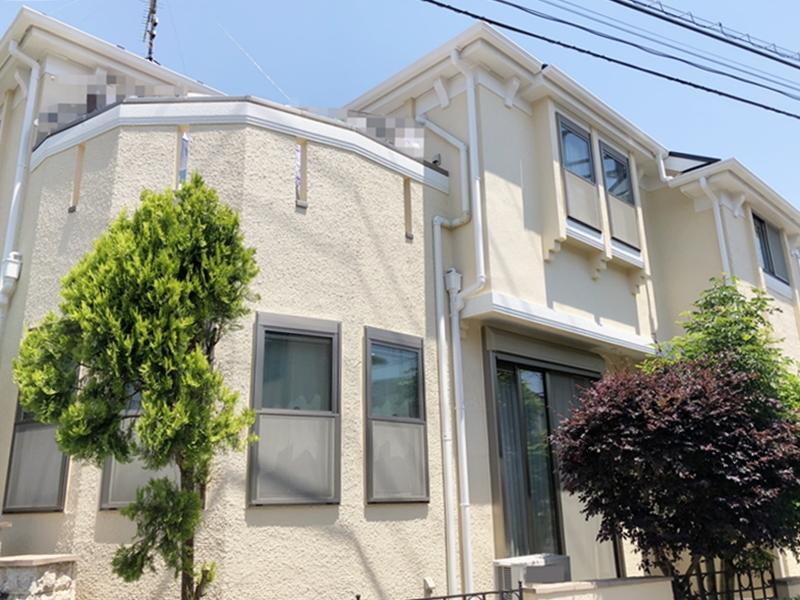 横浜市 塗装 外壁 屋根 防水 保護塗装 神奈川区