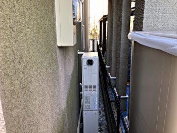 横浜市 神奈川区 塗り替え前 藻 カビ 外壁