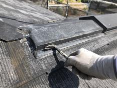棟板金 リフォーム 塗り替え 劣化 屋根 横浜市 戸建住宅