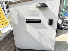 塀 塗り替え リフォーム 施工後 シリコン 人気 近所 評判