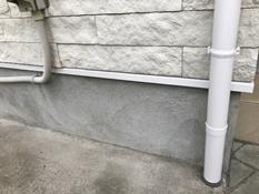 水切り リフォーム 塗装 シリコン 口コミ 日本ペイント 施工後