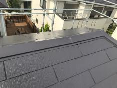棟板金 塗り替え 遮熱 日本ペイント 口コミ おすすめ 施工後