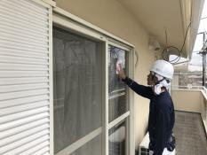 住宅塗り替え 窓清掃 その他作業